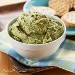 Artichoke and Spinach Hummus - Andrea Meyers