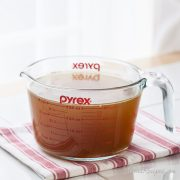 Roasted Chicken Stock - Andrea Meyers