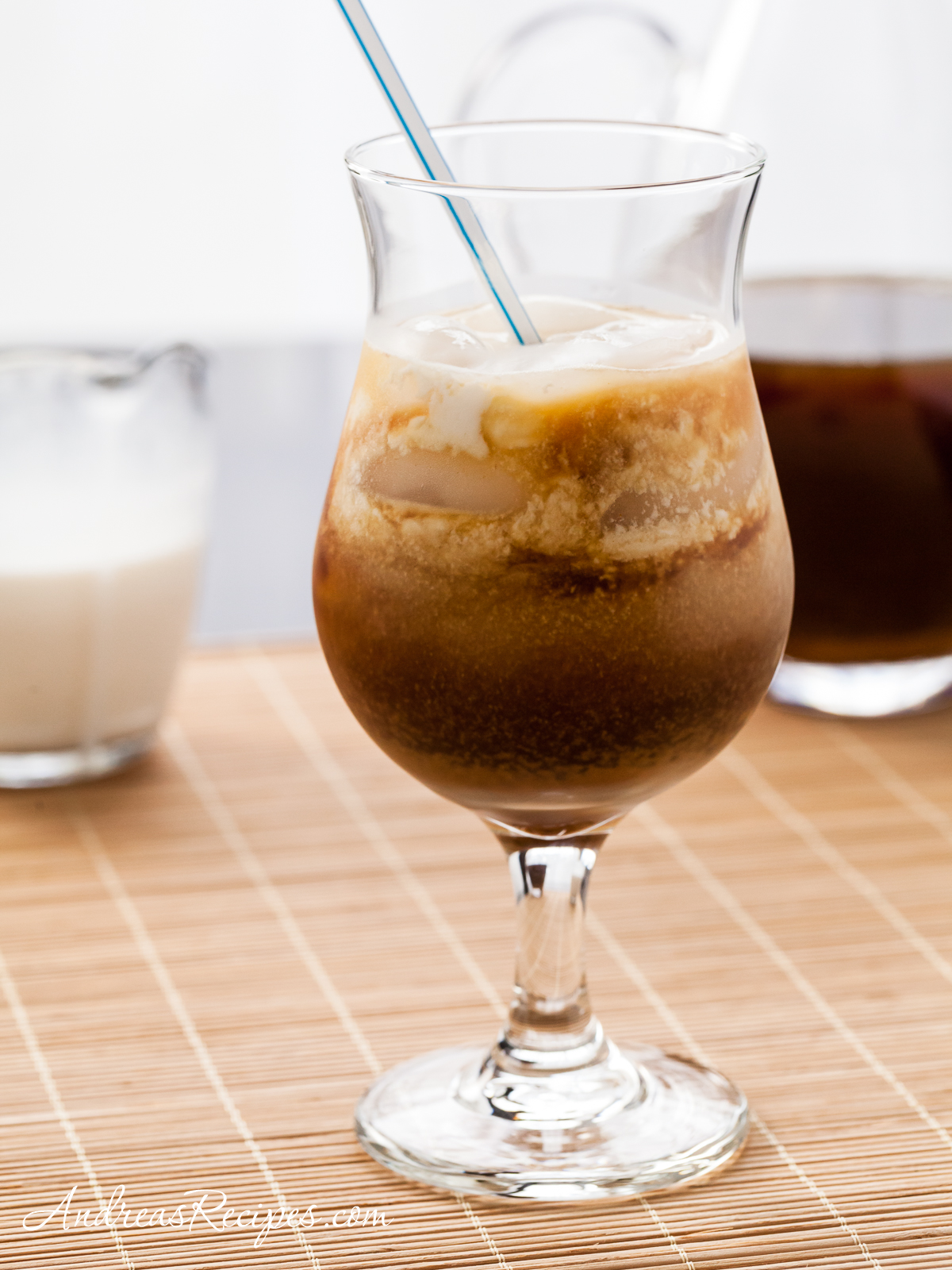 Low Sugar Thai Iced Tea - Andrea Meyers