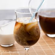 Low Sugar Thai Iced Tea - Andrea Meyers