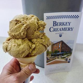 Penn State Berkey Creamery - Andrea Meyers