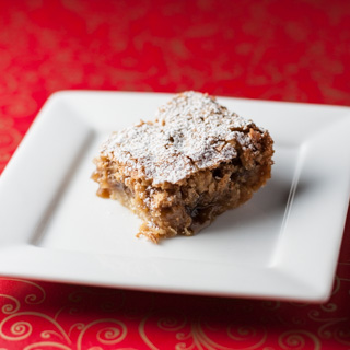 Coconut Bars – 12 Days of Cookies