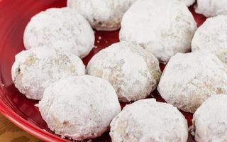 Coconut-Orange Snowballs