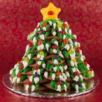 Gingerbread Christmas Tree - Andrea Meyers