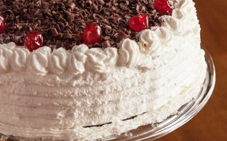 Black Forest Cake (Schwarzwälder Kirschtorte) and Where Women Cook: Celebrate! Book Release