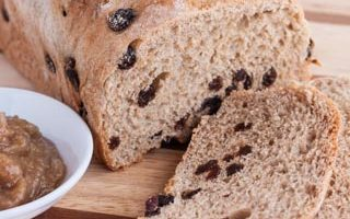 BBA Challenge: Cinnamon Walnut Raisin Bread