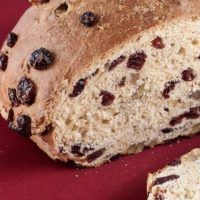 Cranberry Walnut Celebration Bread - Andrea Meyers