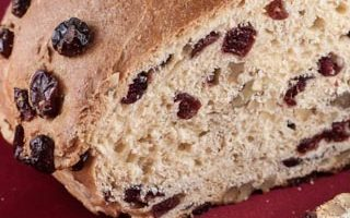 BBA Challenge: Cranberry Walnut Celebration Bread