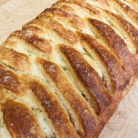 Danish Braid with Cherry Filling - Andrea Meyers