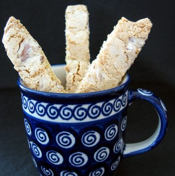 Almond Biscotti, by Andrea Meyers