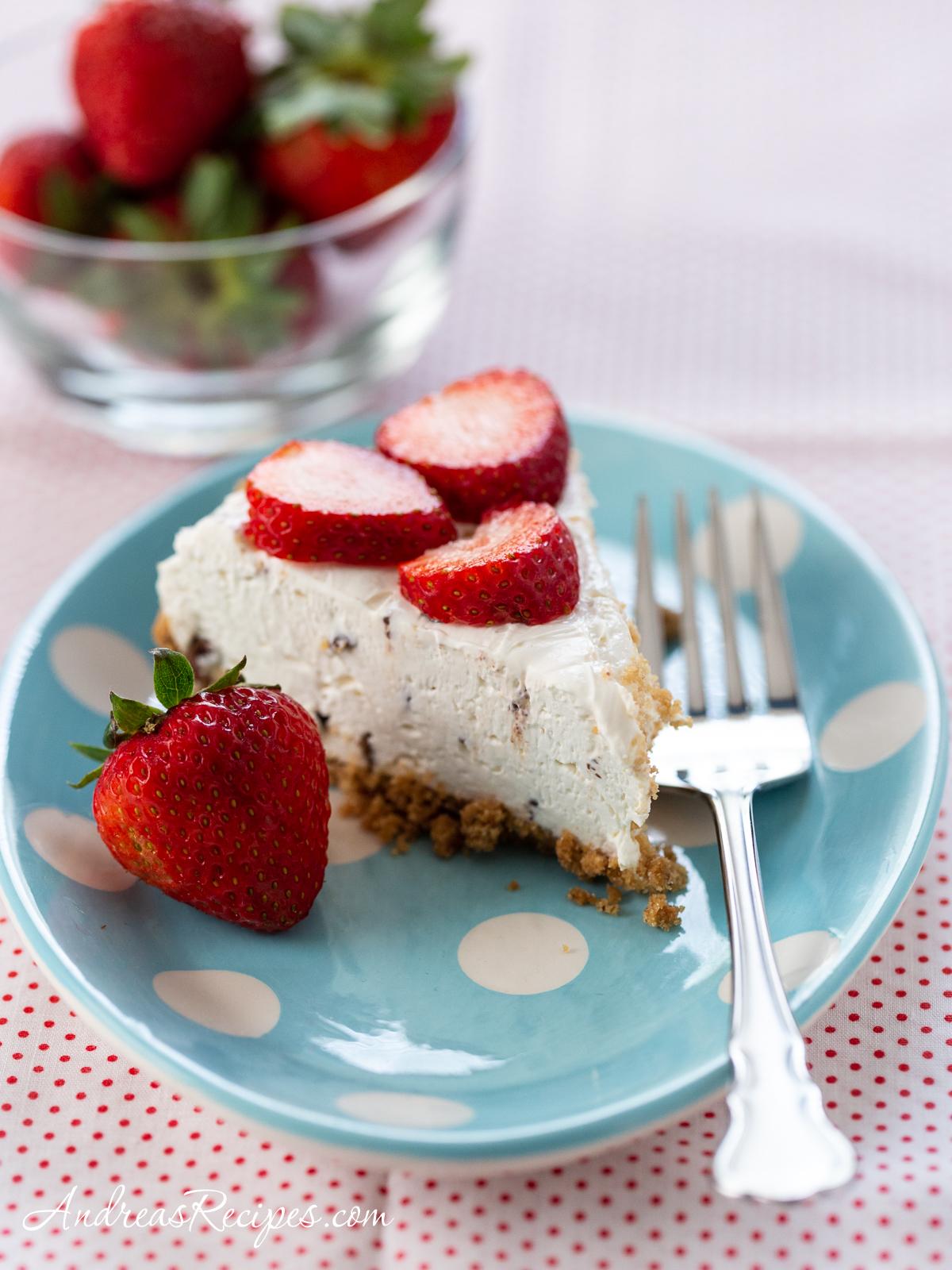 No-bake Cheesecake - Andrea Meyers
